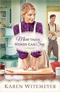 More Than Words Can Say book review
