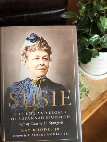 Susie by Ray Rhodes Jr. book review