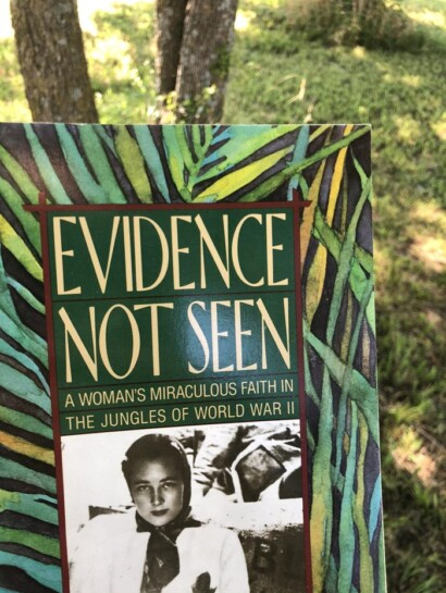 Evidence Not Seen Book Review