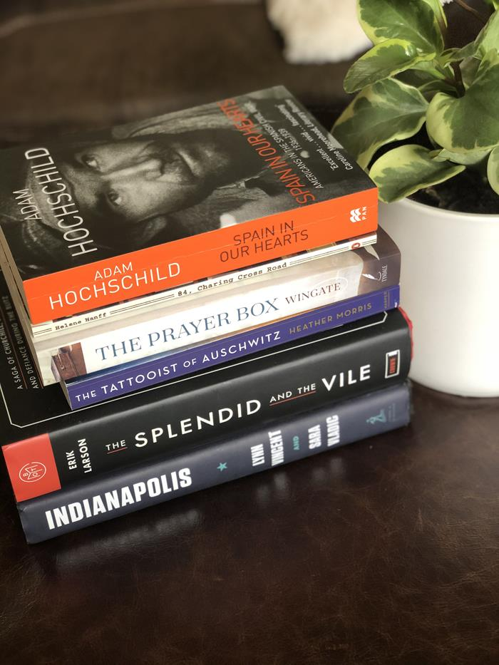 Nonfiction and Fiction Book Reviews