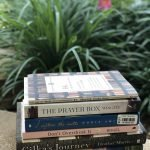 Stack of books read in May