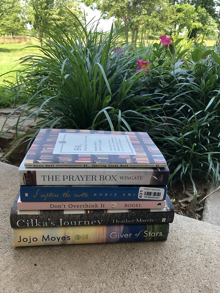 Books read in May