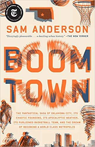 Book Review of Boom Town