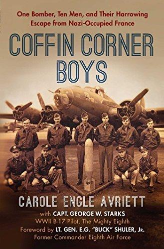 Coffin Corner Boys book review
