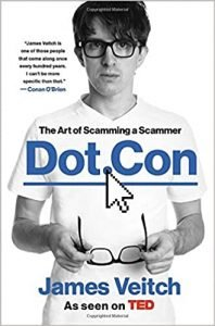Dot.Con by James Veitch book review