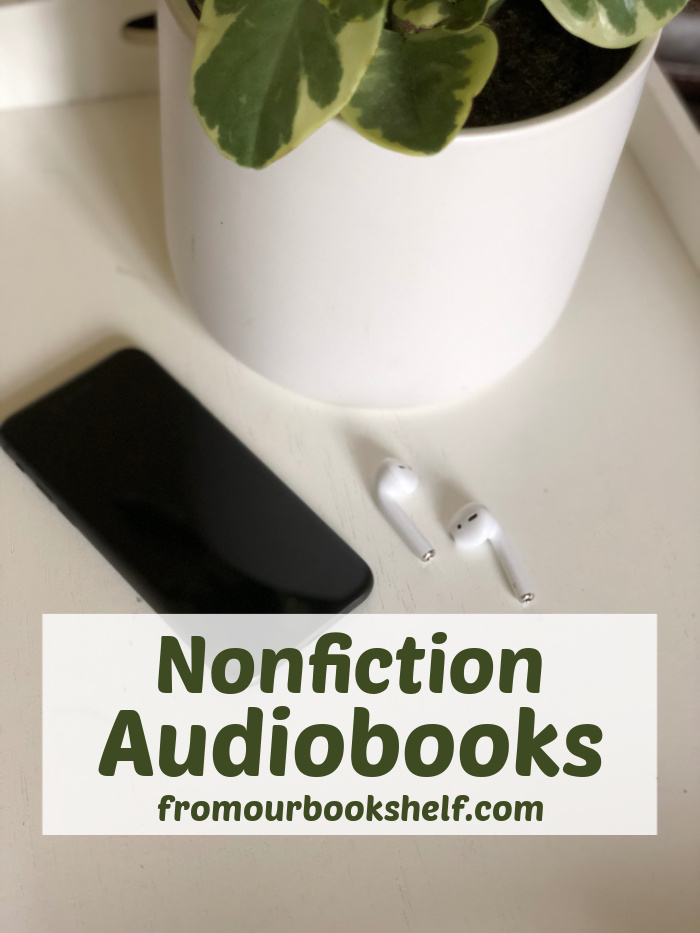Nonfiction Audiobooks