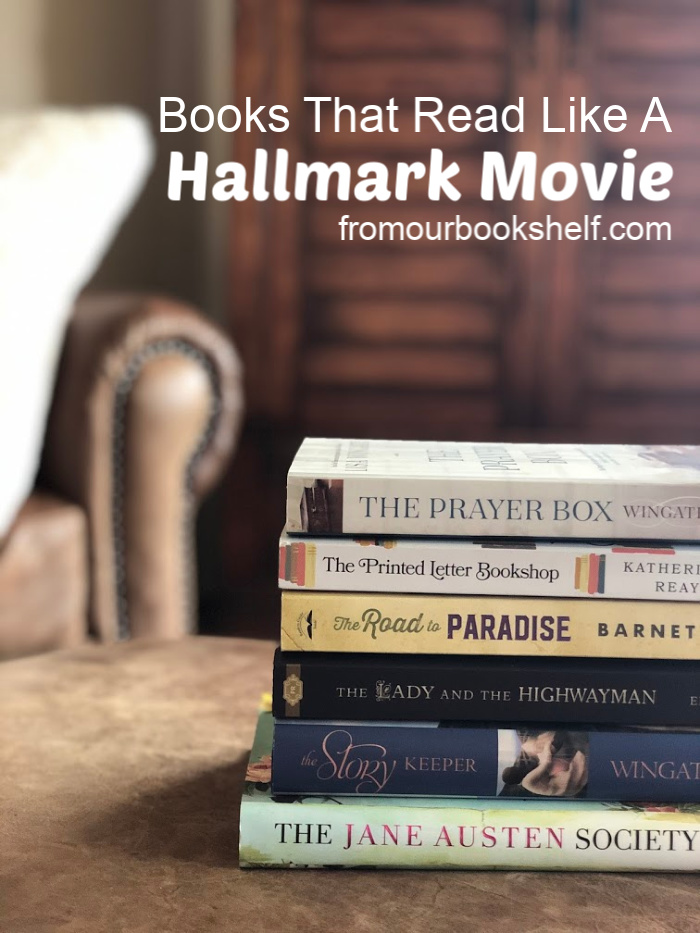 Huge List of Books That Read Like A Hallmark Movie