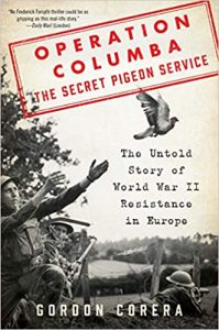Operation Columba The Secret Pigeon Service Book Review