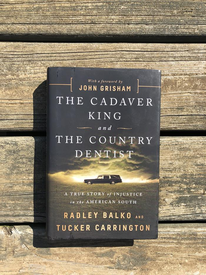 The Cadaver King and the Country Dentist book review