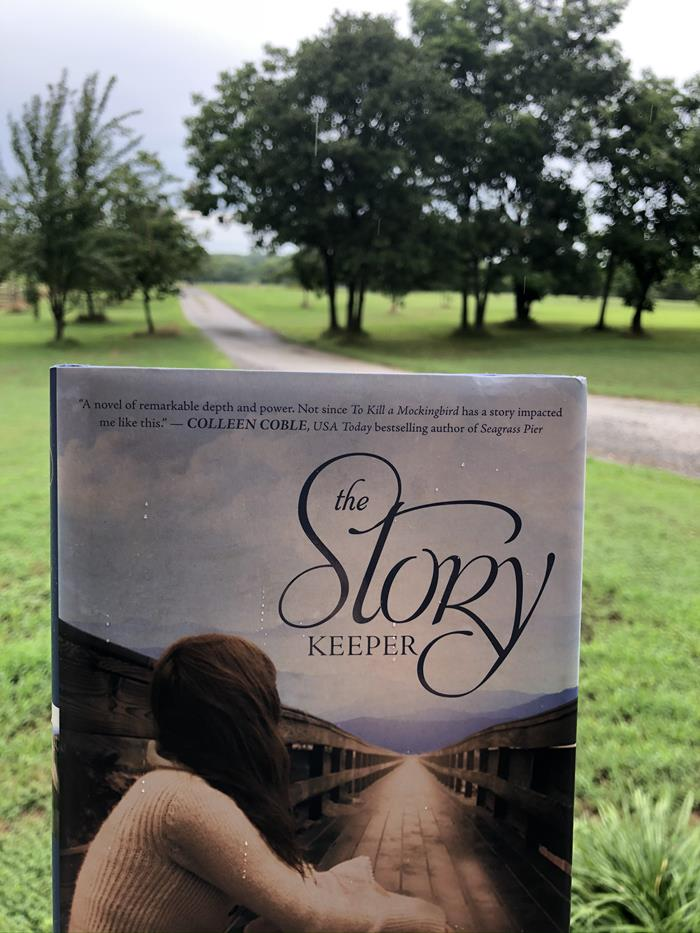 The Story Keeper Lisa Wingate