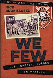 We Few U.S. Special Forces In Vietnam book review