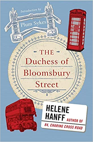The Duchess of Bloomsbury Street book review