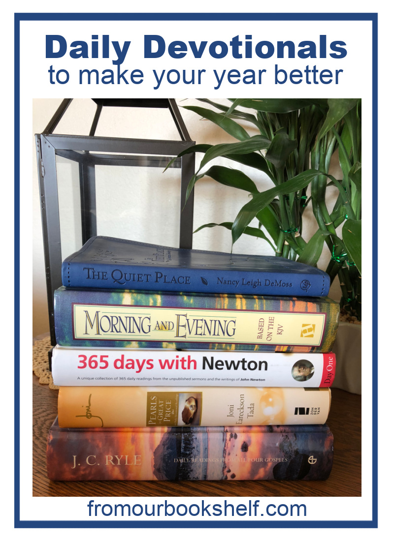 Daily Devotionals to make your year better
