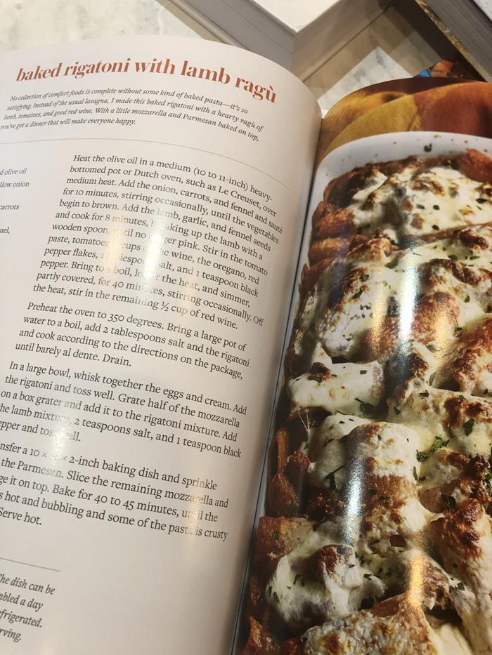 Modern Comfort Food recipe