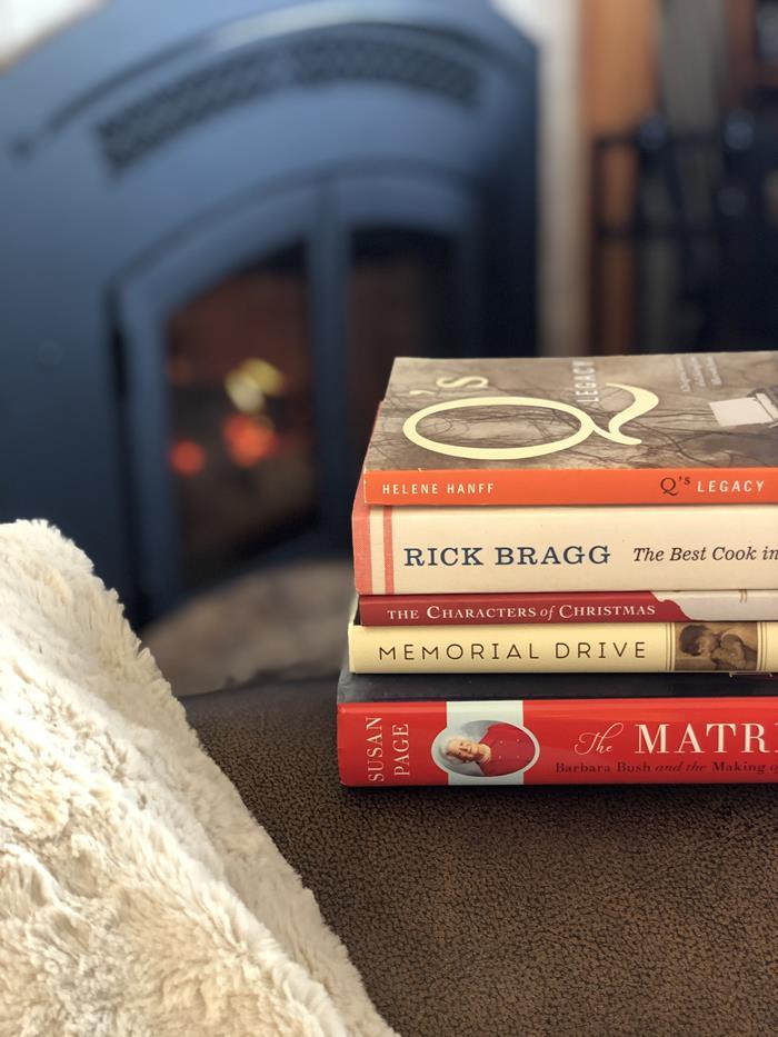 List of books I read for Nonfiction November 2020