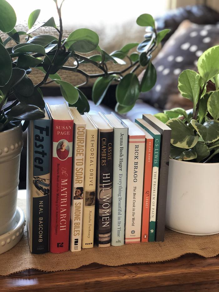 Nonfiction November TBR List