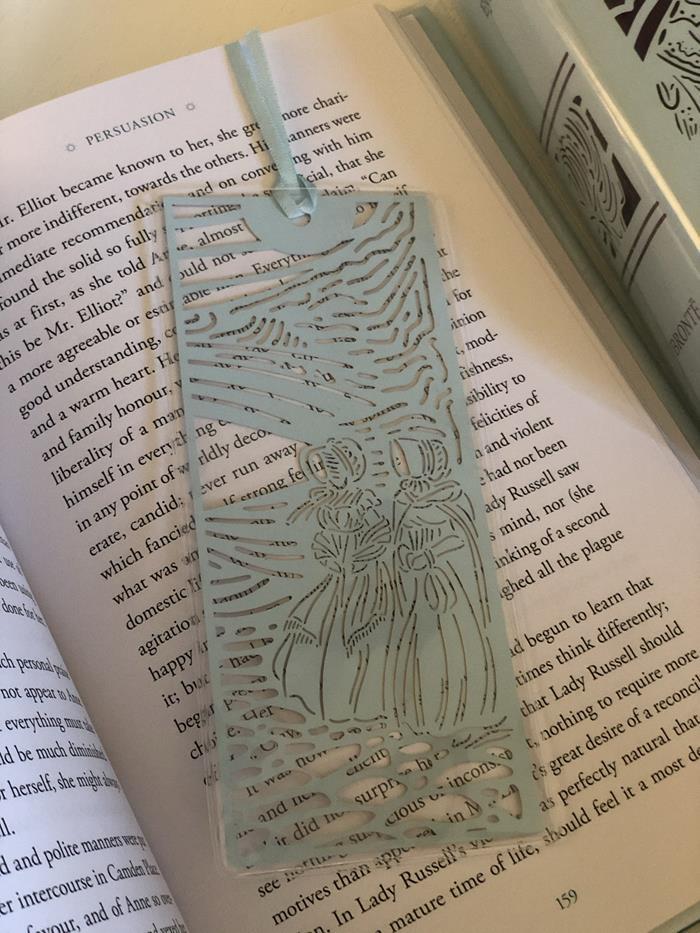 Thomas Nelson Seasons Edition Bookmark