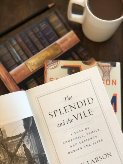 20 Books My Husband Read in 2020