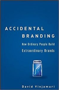 Accidental Branding book