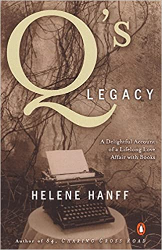 Q's Legacy Book Review