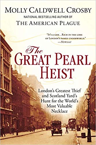 The Great Pearl Heist book review