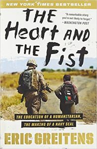 The Heart and the Fist book