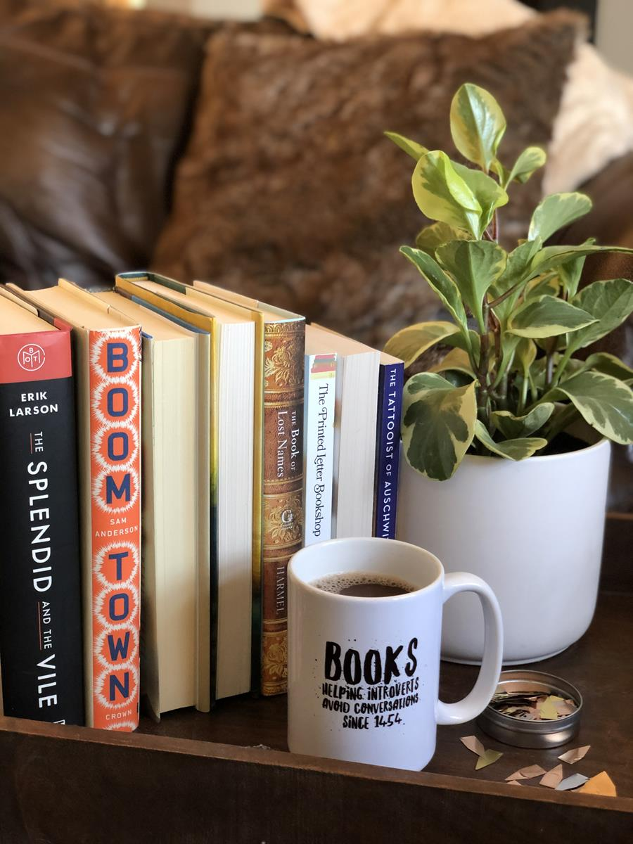 Twenty Books I Read in 2020