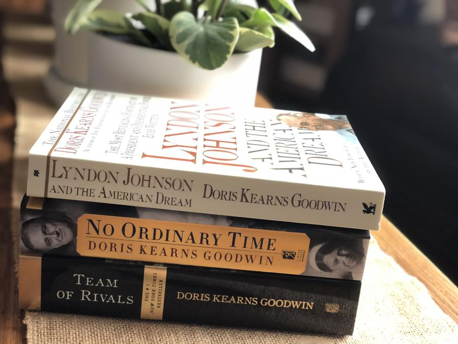 What Doris Kearns Goodwin book should I read first