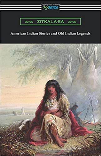American Indian Stories book cover