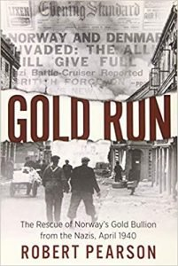 Gold Run Book Review