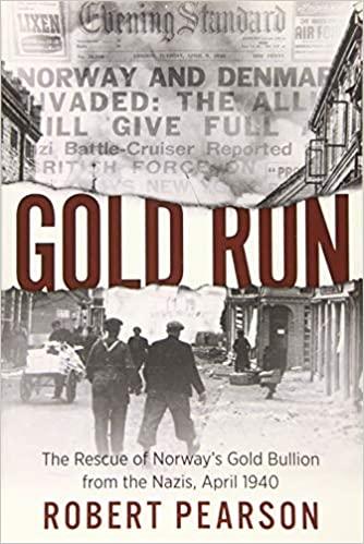 Gold Run Book Review