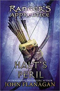 Halt's Peril book cover