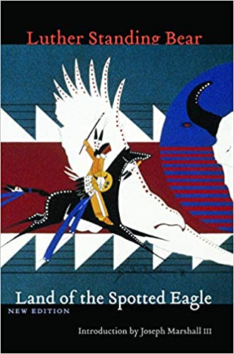 Land of Spotted Eagle book cover