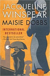 Maisie Dobbs book review