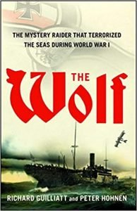 The Wolf book