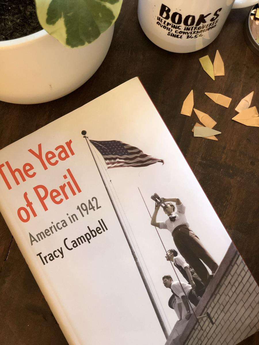 The Year of Peril America in 1942