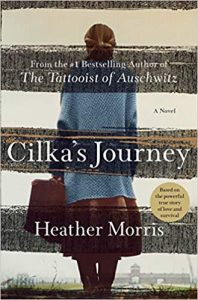 Cilka's Journey book
