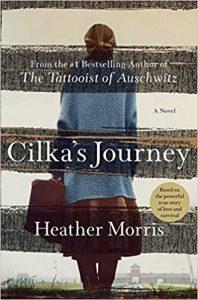 Cilka's Journey book