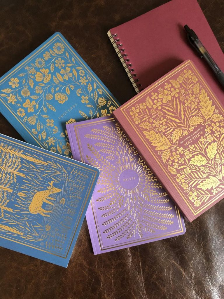 ESV Illuminated Bible covers in all kinds of color
