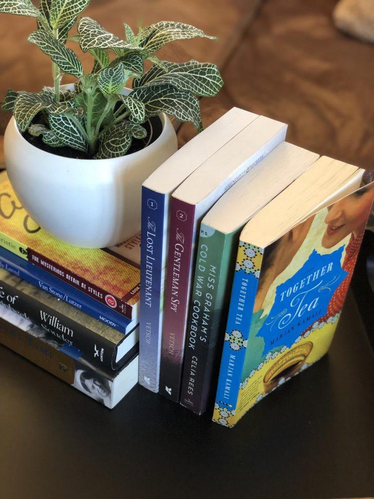 Backlist Books February Reading