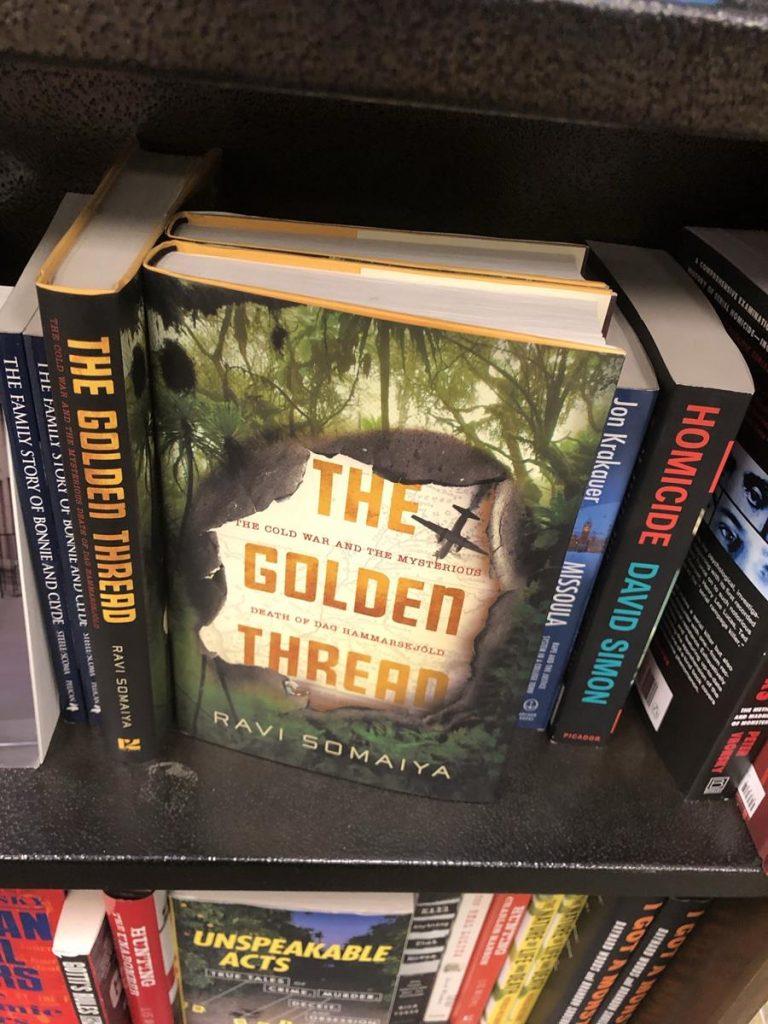 Bookstores Crime books
