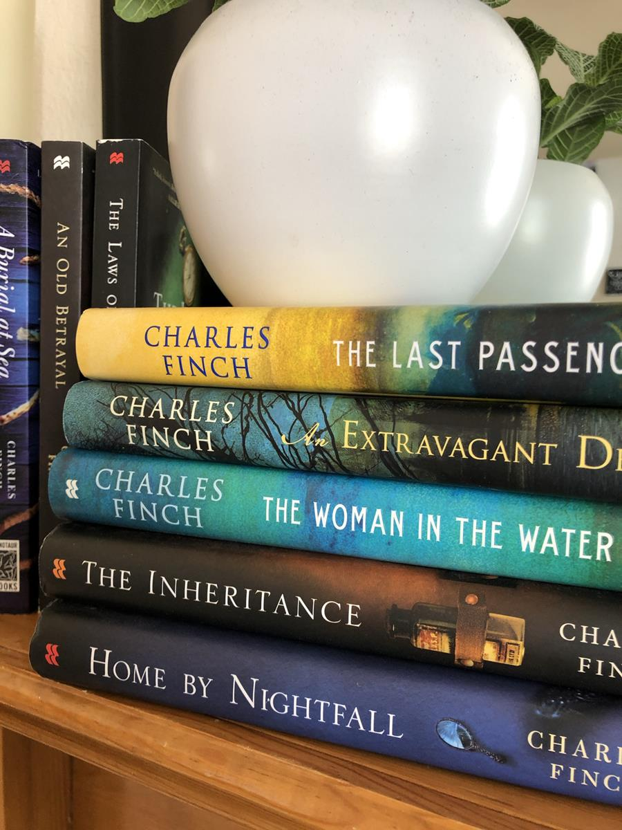 Charles Lenox Mystery Books