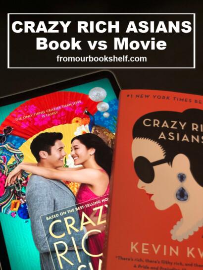 Crazy Rich Asian Book vs Movie