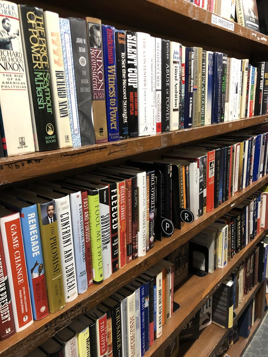 Gardner's Books History 1