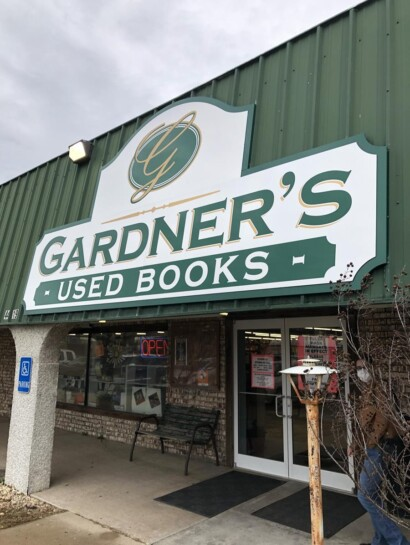 Gardner's Used Books Tulsa Oklahoma