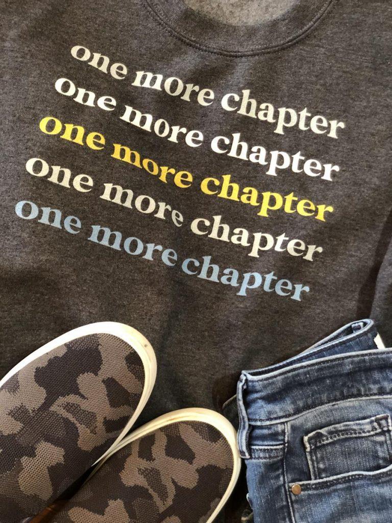 One More Chapter Sweatshirt