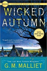 Wicked Autumn book cover