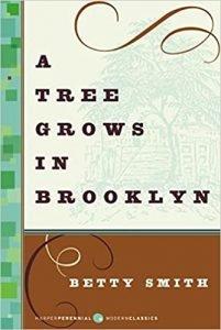 A Tree Grows In Brooklyn book