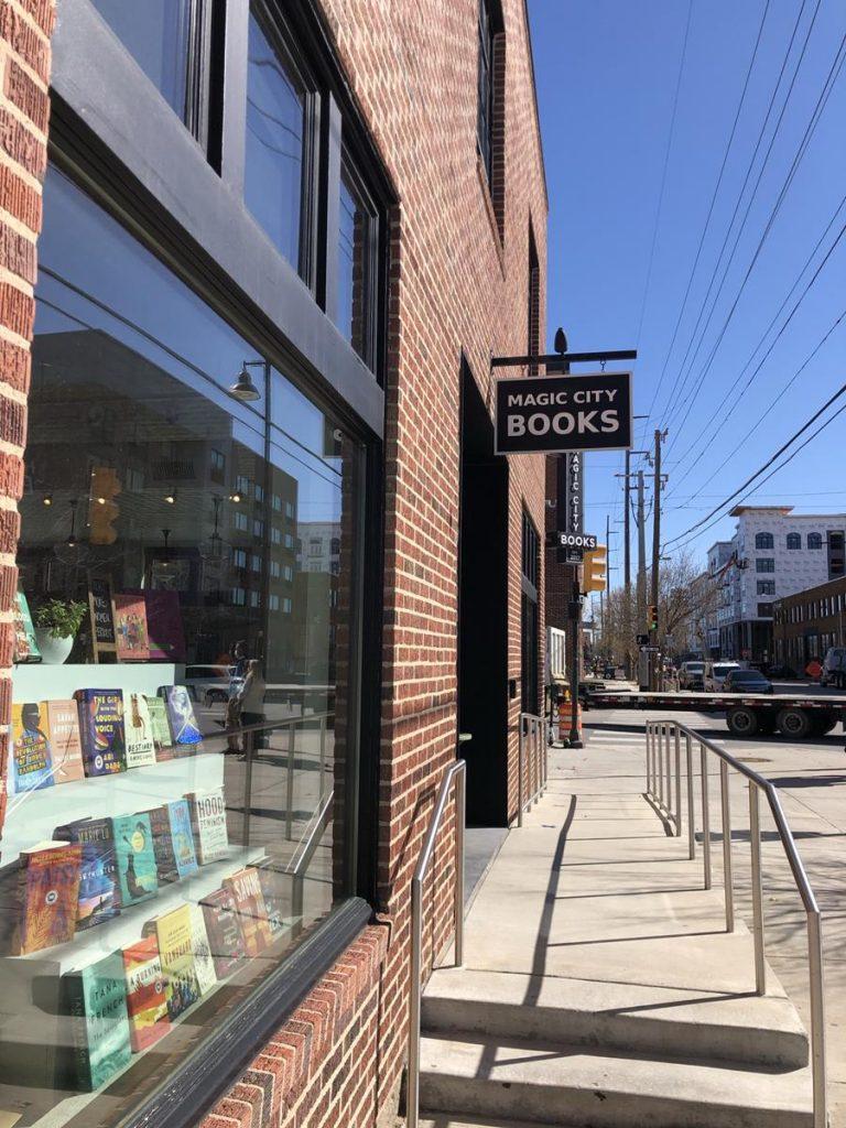 Magic City Books Tulsa Oklahoma