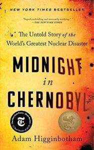 Midnight In Chernobyl book